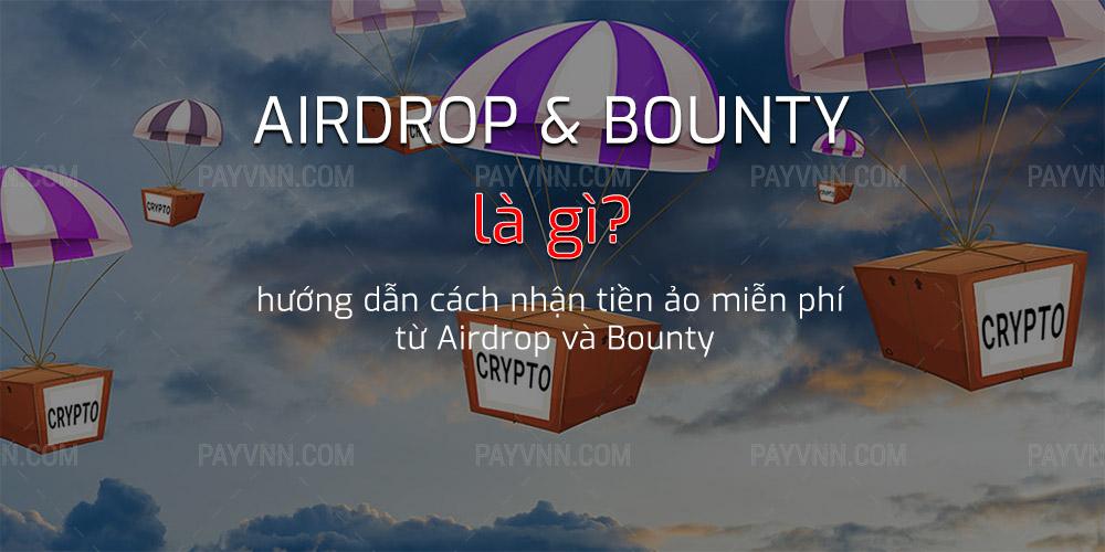 Airdrop Bounty Coin la gi