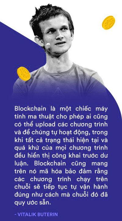 Blockchain ra đời như thế nào? Ảnh 01
