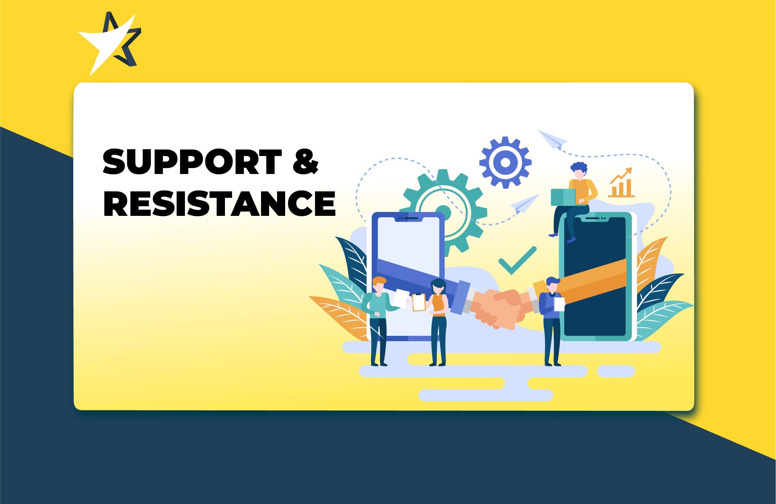 Hỗ trợ và kháng cự