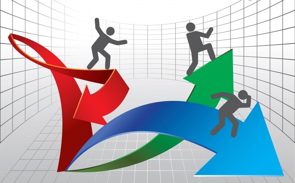 Đầu tư theo Xu hướng thị trường (trend) - Chiến thắng Thị trường