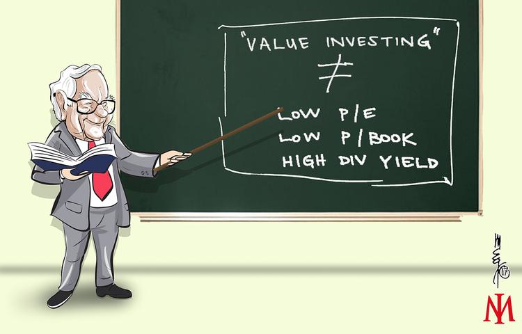 Đầu tư giá trị (Value Investing) là gì? Cách thức hoạt động của đầu tư giá  trị