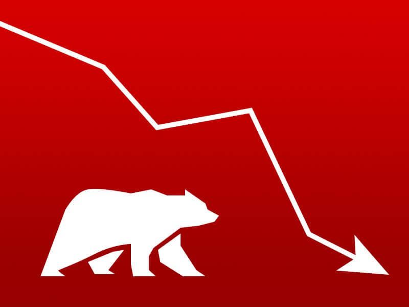 Thị trường giá xuống (Bear Market) là gì? Nguyên nhân gây ra thị trường giá  xuống