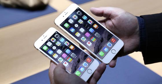 công nghệ màn hình điện thoại