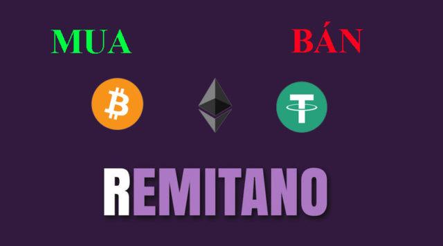 Phí giao dịch trên remitano là bao nhiêu? Giao dịch tiền ảo trên sàn nào  tốt nhất