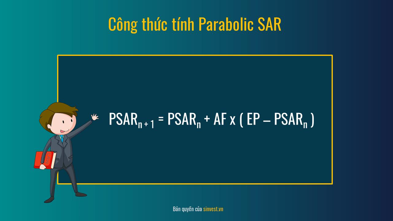 Cách sử dụng chỉ báo Parabolic SAR